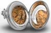 IWC   Taschenuhr Scarabaeus Fuchs Savonette 925er Silber   Ref. 5420 - Abbildung 4