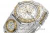 BREITLING | Crosswind Stahl/Gold mit Diamanten und Modulhilfsuhr | Ref. B13355 - Abbildung 2