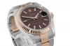 ROLEX | Oyster Perpetual Datejust 41 Stahl Roségold Everose LC 100 | Ref. 126331 - Abbildung 3