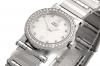 MOVADO | Vizio Mini Quarz Stahl/Weißgold Diamant | Ref. 92-E1-0848 - Abbildung 2